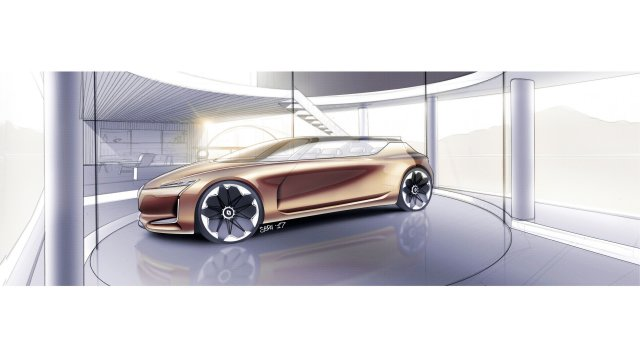 Renault Presents Symbioz Concept And Vision For Mobility Of 2030 At