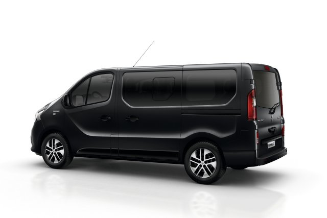 Trafic Spaceclass The New Mobile Lounge By Renault