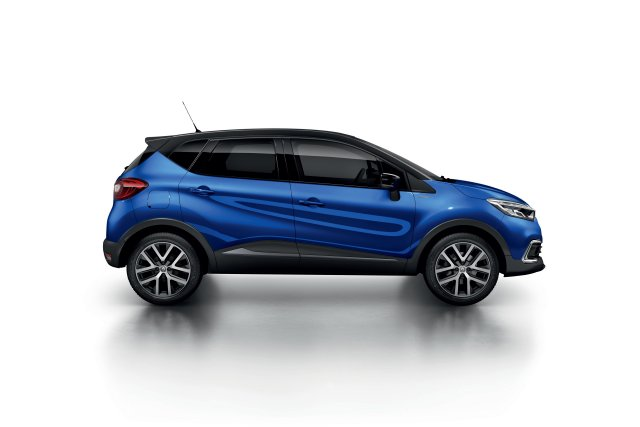 Renault Captur S-Edition: 'S' for Sporty!