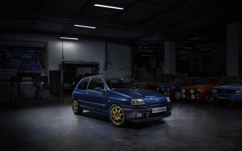 1993 - Renault Clio Williams