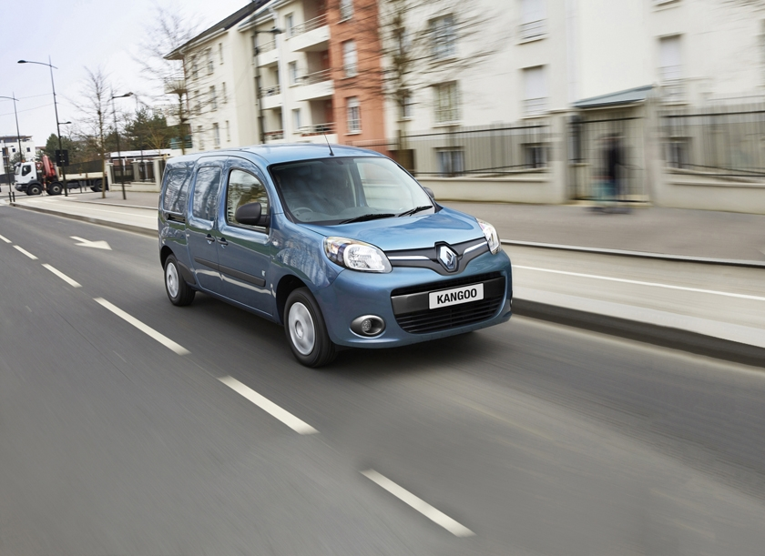 Renault Kangoo Z.E. Line-Up bolstered by New Business+ Model