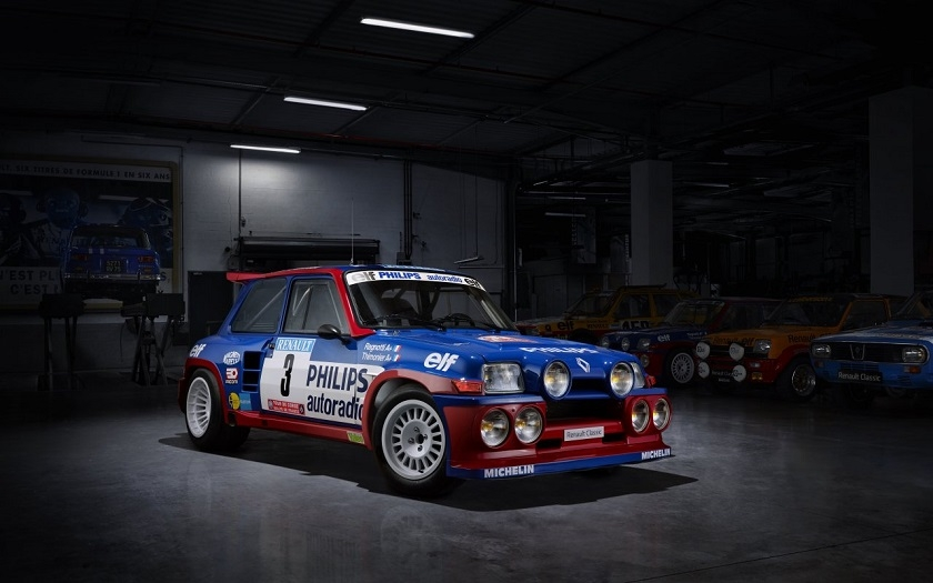 1985 - Renault 5 Maxi Turbo