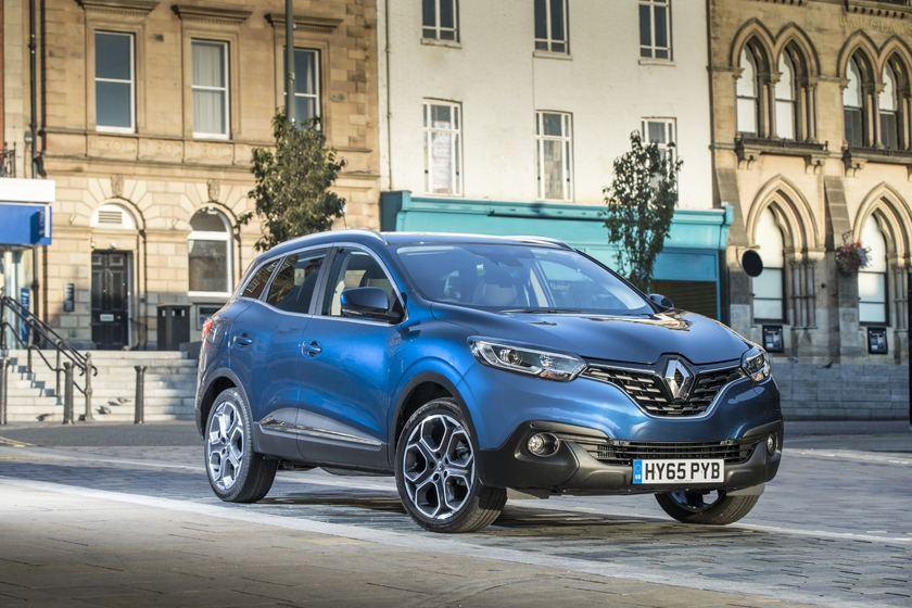 Renault Kadjar named Best Mid-Size SUV in Auto Express Used Car Awards