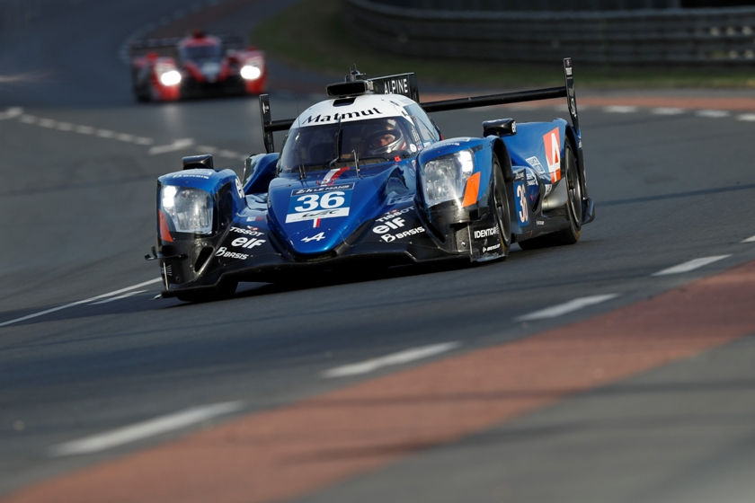 Alpine promoted to LMP2 podium at 24 Hours of Le Mans