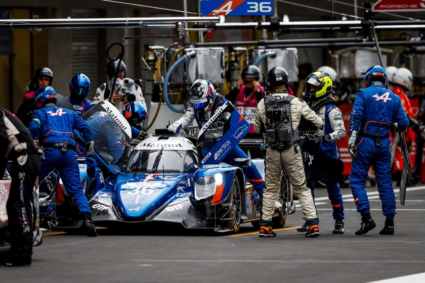 Signatech Alpine makes successful return to action with fine second place in Mexico